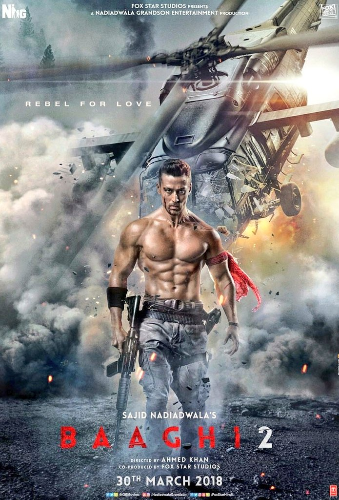 Baaghi 2 trailer released: Tiger Shroff returns with another exciting action thriller