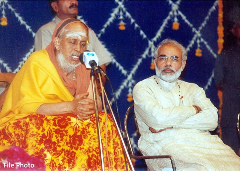 Kanchi Shankaracharya Jayendra Saraswathi passes away at the age of 82