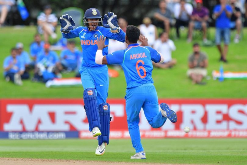ICC U19 World Cup, India lift the world cup after 6 years