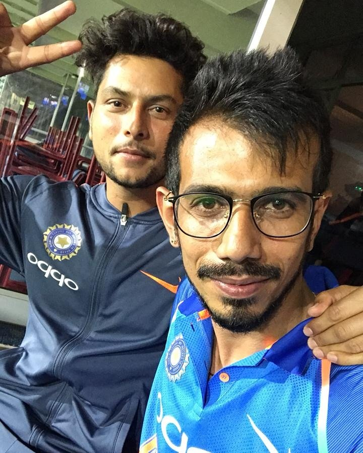 Chahal funny 'Kul-Cha' tweet comes after first series victory in South Africa