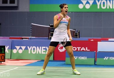 All England Open Badminton Championship, Action starts on 14 March
