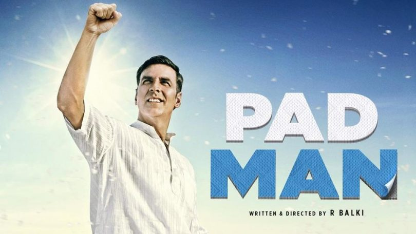 Advance booking open for 'Padman'
