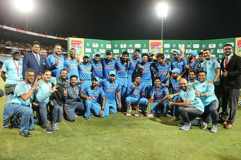 India wins the Bilateral Series by 5-1, Virat Kohli's massive 35th ODI Hundred