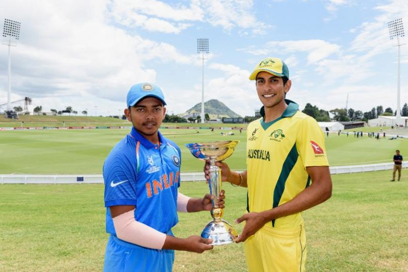 ICC U19 World Cup Final 2018, Will Prithvi Shaw bring world Cup for his team?