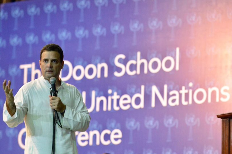 Can't find the Accord, says Rahul Gandhi to Modi about the Naga peace accord