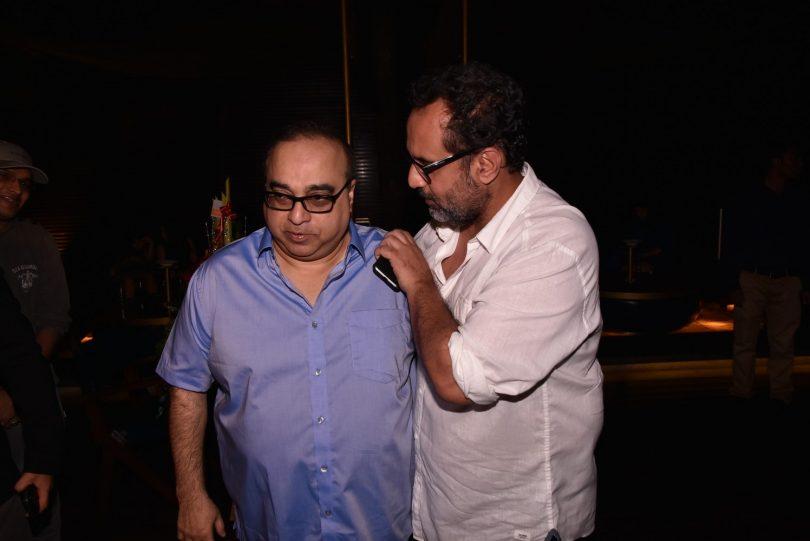 Rajkumar Santoshi to direct a film for Anand L. Rai