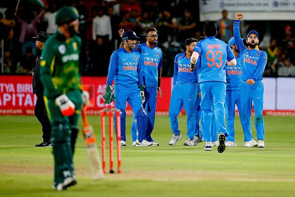 India vs South Africa, Visitors Win Toss, Opt To Field