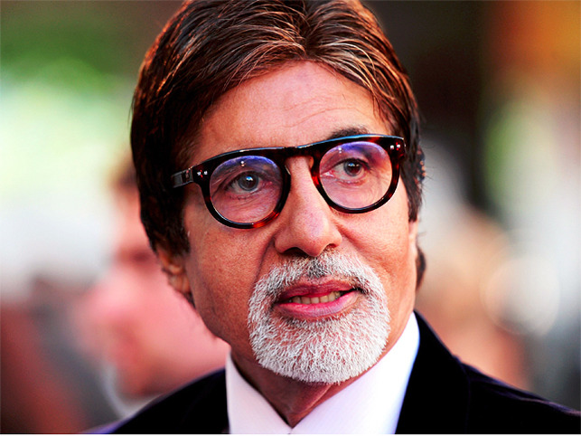 Amitabh Bachchan hospitalized in Mumbai