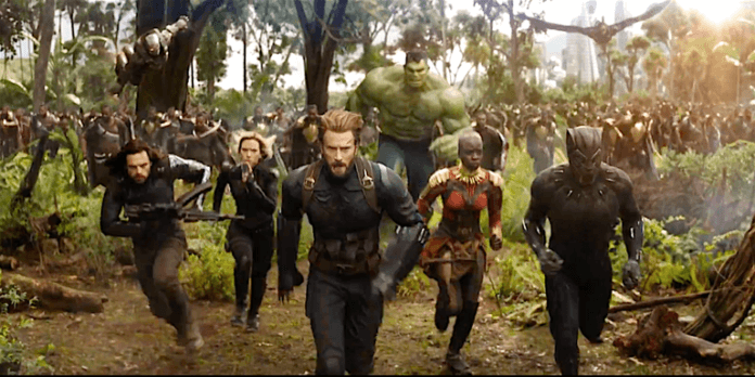 Avengers Infinity War teaser manages to succumb a universe in a few seconds