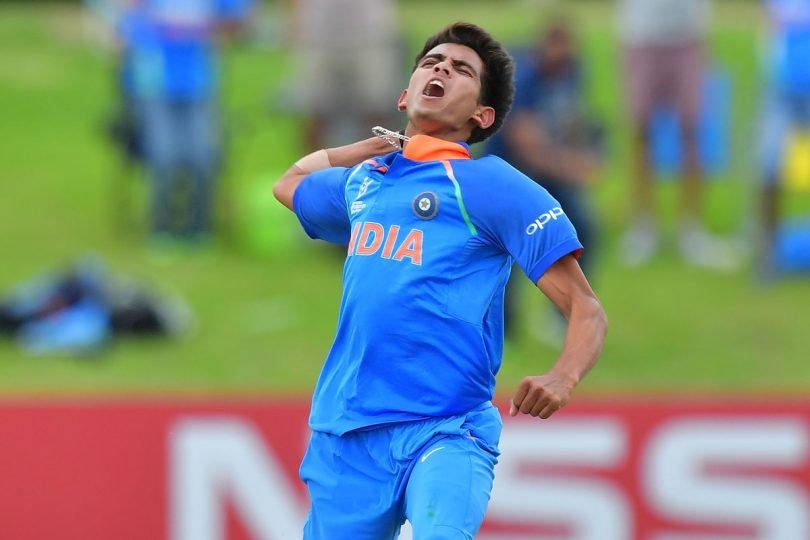 ICC Under-19 Cricket World Cup final, Australia bowled out at 216, India is one step away from his 4th Title