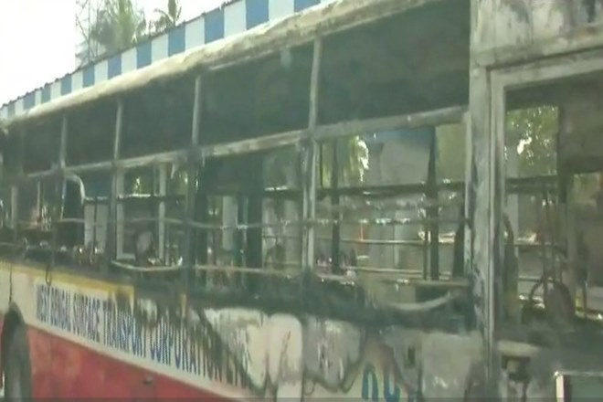 College Students Run Over In Kolkata, Mob Torches 5 Buses