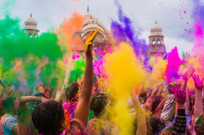 HOLI 2018 Date, Time and Celebration