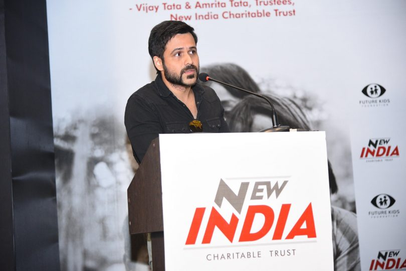 Emraan Hashmi inaugurates first ever open cancer care hospital in Mumbai