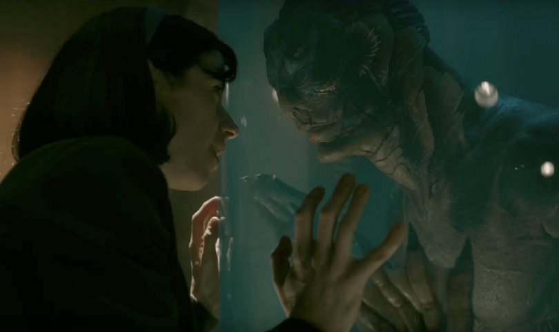 The Shape of Water movie review: Amphibian cinema experience