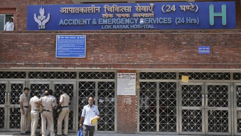 Emergency services at GB Pant, Lok Nayak and Maulana Azad (Hospitals) closed due to strike