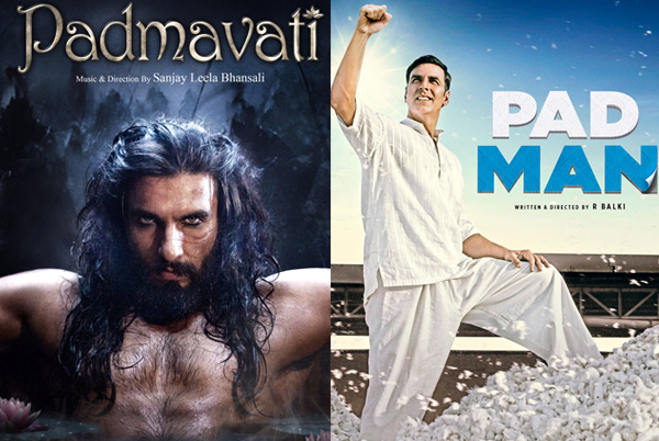 Padmaavat box office: Film holds the ground against Padman