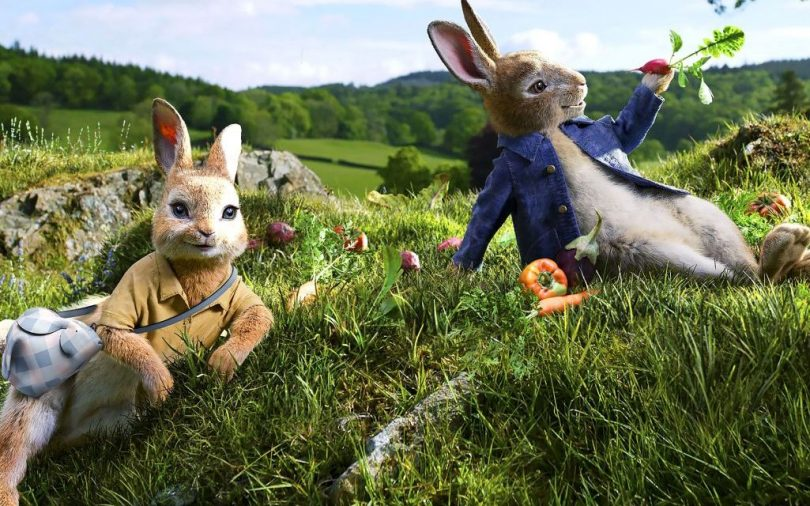 Peter Rabbit movie review: Another bad animation film, just annoying!