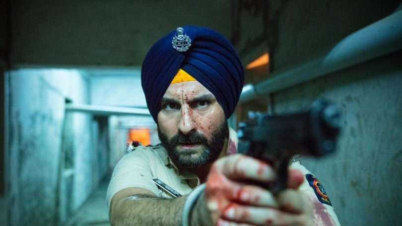Saif Ali Khan and Nawazuddin Siddique starrer 'Sacred Games' first look out