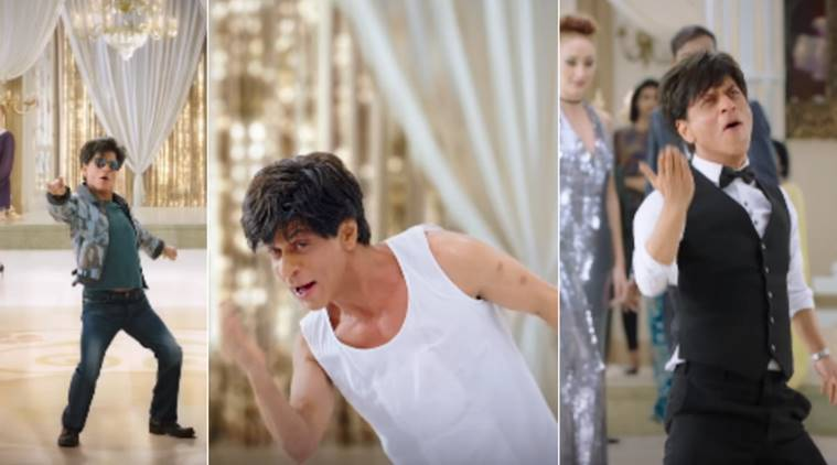 Katrina joins Shah Rukh Khan, Anushka Sharma on Zero sets