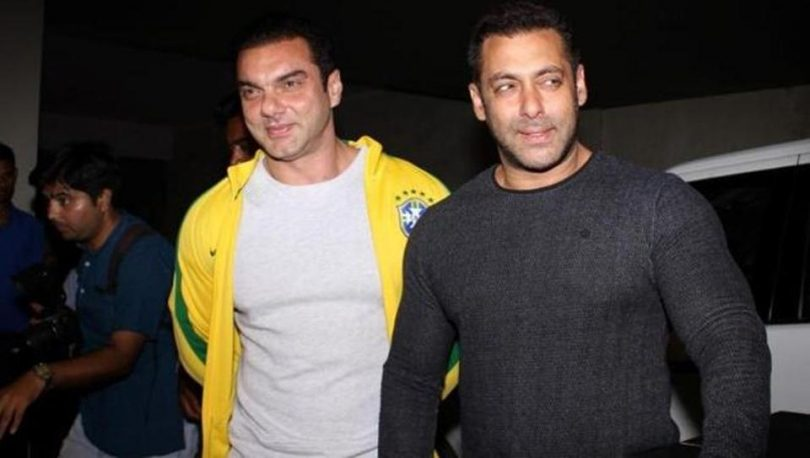 Salman Khan to cast Sohail Khan in 'The Great Gama' ?