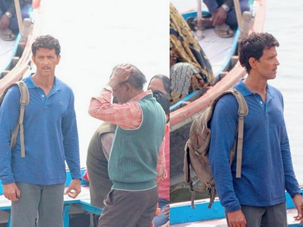 Hrithik Roshan is visibly Anand Kumar in these pictures from 'Super 30'