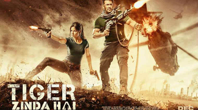 Salman Khan starrer Tiger Zinda Hai completes 50 days in theaters