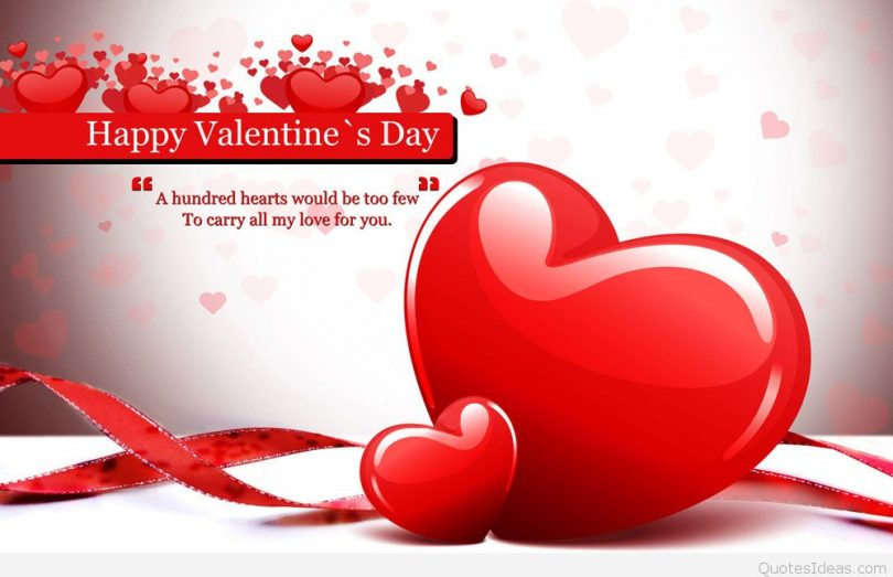 Valentine's Day Quotes, Images, Messages for Whatsapp and Facebook to send your Love