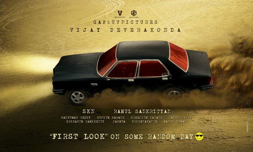 'Arjun Reddy' star Vijay Deverakonda will be back in theaters on 18 May with a new film