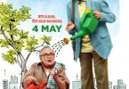 Amitabh Bachchan is watering Rishi Kapoor in the new look of '102 Not Out'