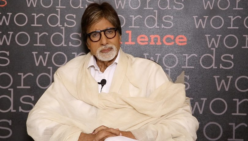 Amitabh Bachchan falls ill at the set of Thugs of Hindustan