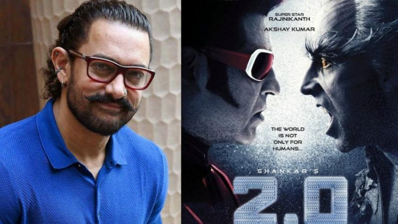 Aamir Khan's opinion on 'Thugs of Hindostan' vs '2.0' clash