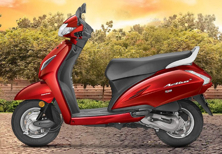 Honda Activa 5G, Full Specifications and Price in India