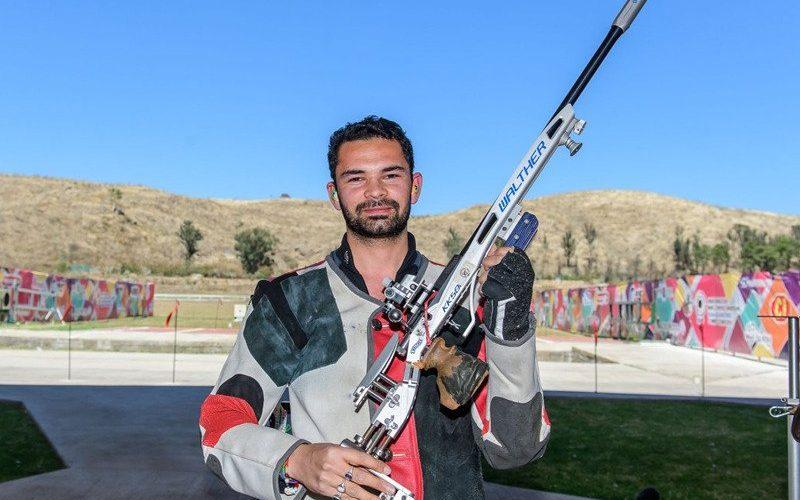 ISSF Shooting World Cup 2018, Akhil Sheoran wins gold medal at 50m rifle