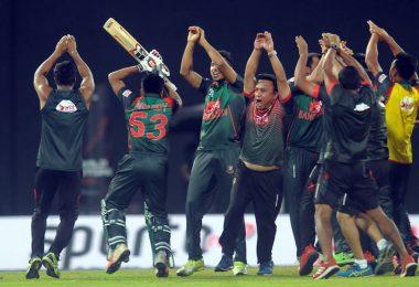 SL vs Ban Nidahas Trophy, Bangladesh Nagin Dance celebration spoiled their victory