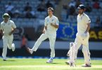 Trent Boult 6/32 blocks England for 58 in 1st Innings