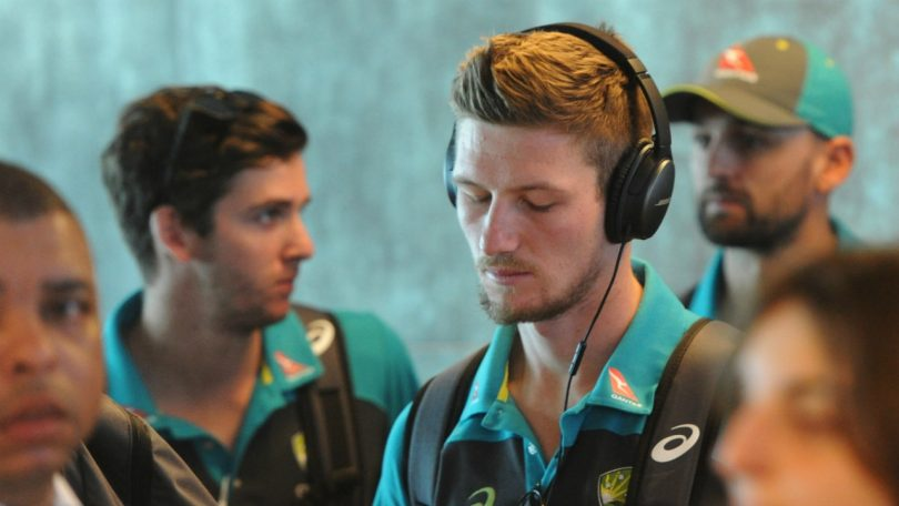 Somerset ban Cameron Bancroft from England County Cricket