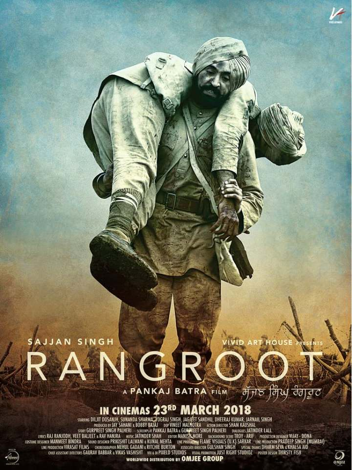 Diljit Dosanjh's Sajjan Singh Rangroot to have widest release for a Punjabi film in India