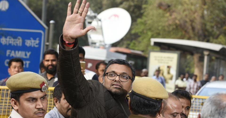 Delhi High Court grants Karti protection from arrest