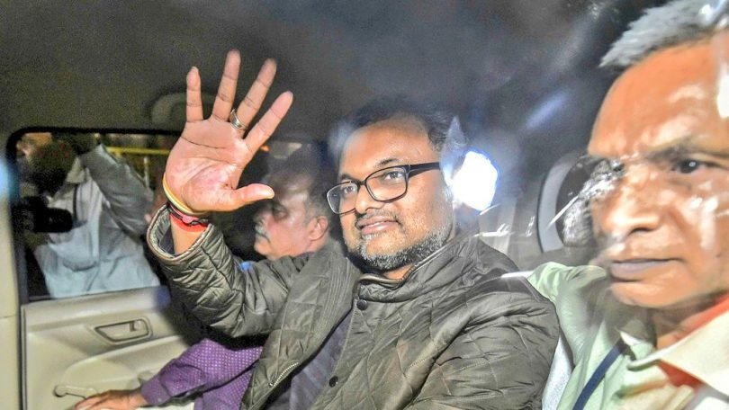 INX media case: Supreme media case has refused interim protection to Karti Chidambaram