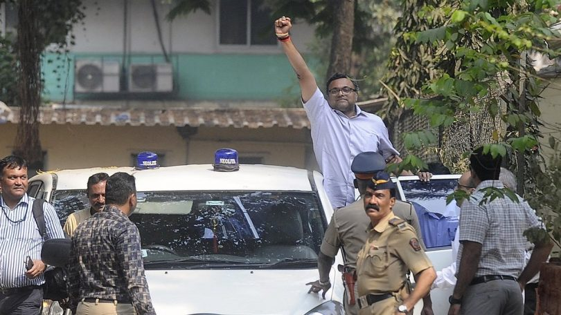 INX Media case: CBI asks for 15 day custody for Karti Chidambaram