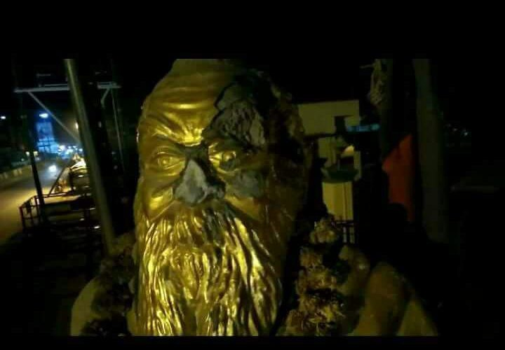 PM Modi condemns vandalism of statues, MHA alerts States