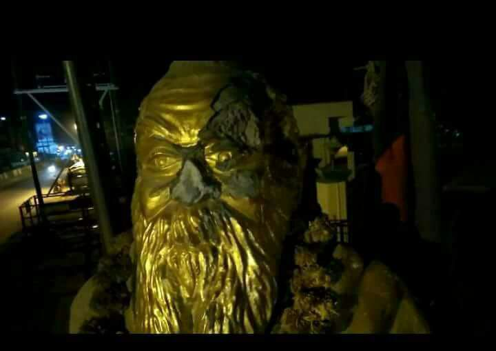 Periyar Statue vandalized, Narendra Modi calls for strict action on the culprits