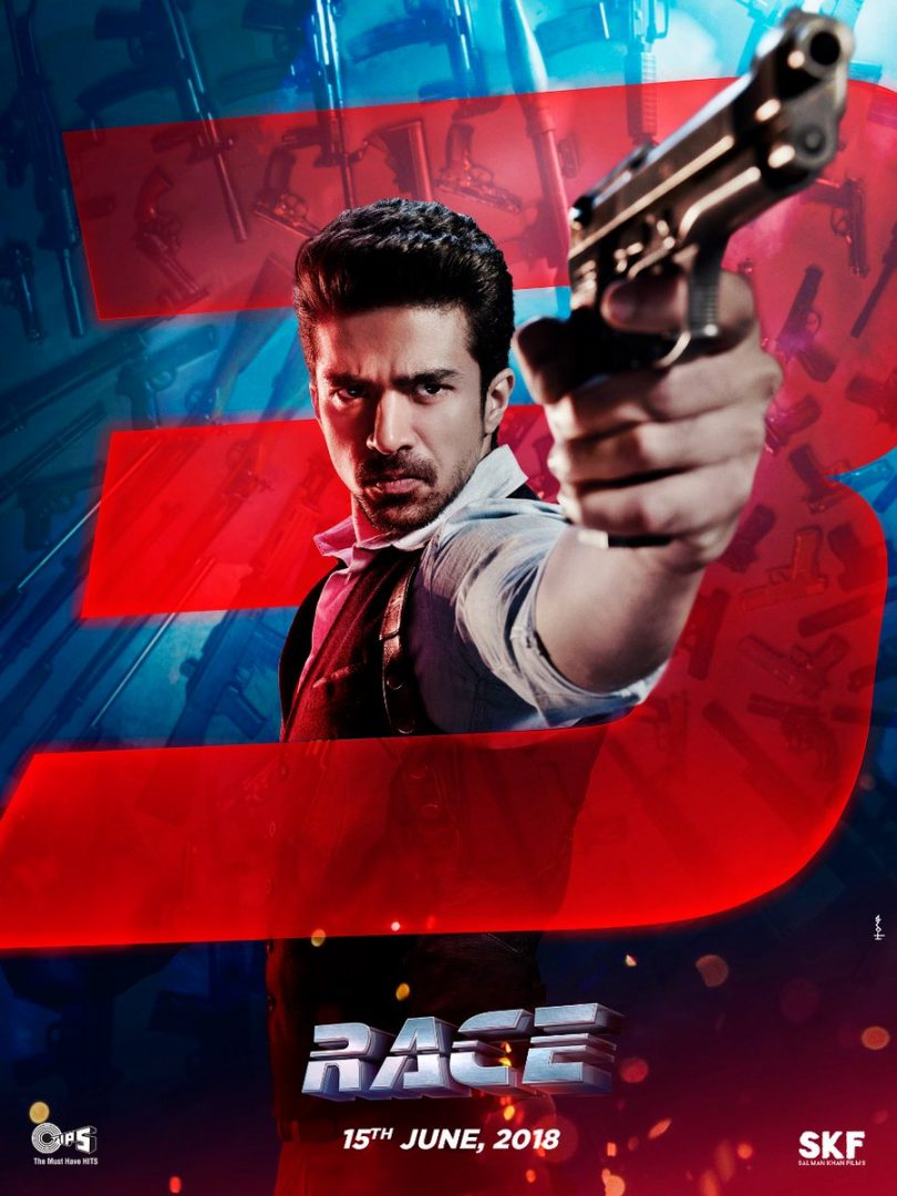 Race 3: Sakib Saleem is Suraj in Remo D'souza's action thriller