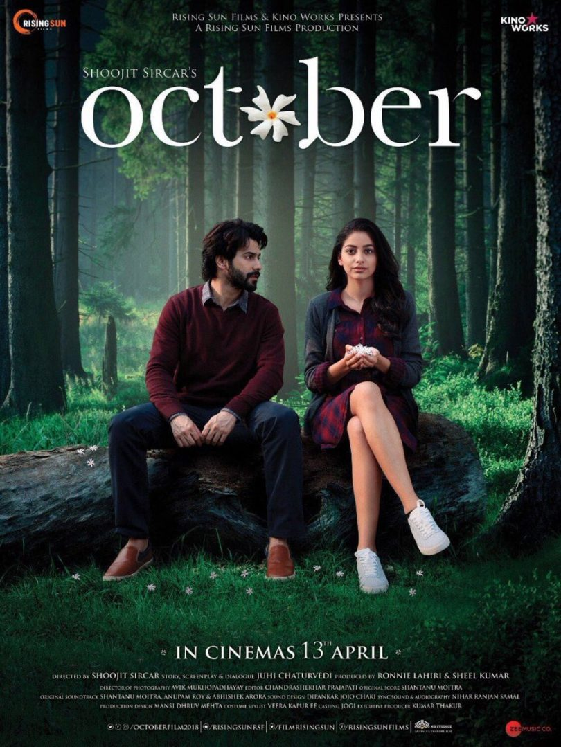 October movie, song Teher Ja teaser, full song to release tomorrow