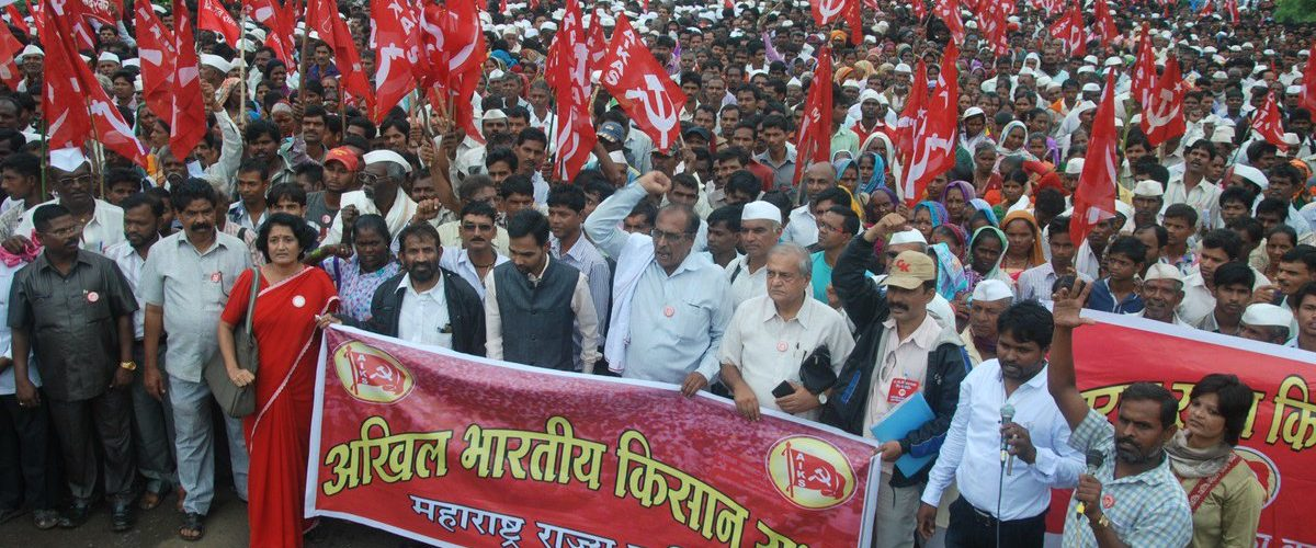 Mumbai Farmers' Protest, Farmers could meet Chief Minister Fadnavis at afternoon
