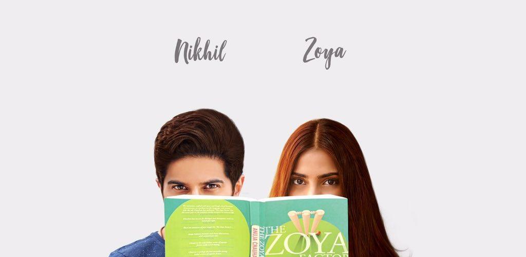 Sonam Kapoor and Dulquer Salmaan to star in The Zoya Factor