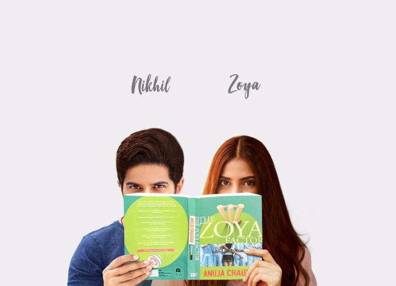 Sonam Kapoor and Dulquer Salmaan to star in The Zoya Factor