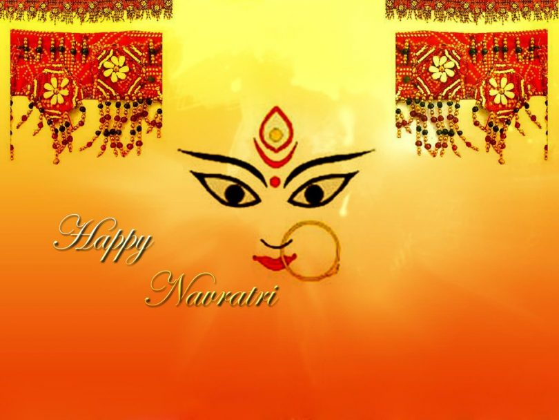 Navratri, the nine days of Goddess Durga and Ram Navami