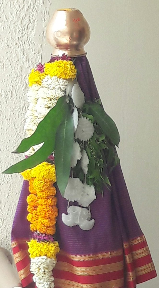 Gudi Padwa, the start of a new year and spring