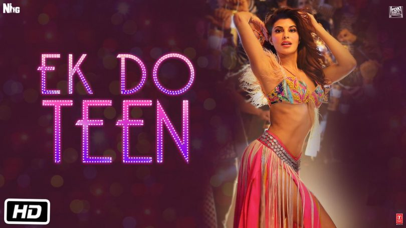 Baaghi 2: Ek Do Teen, Jacqueline Fernandez is sizzling hot in the song